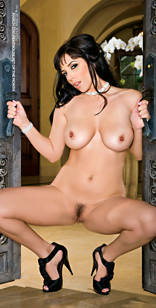 Jelena Jensen nude. Pet Of The Month - March 2010