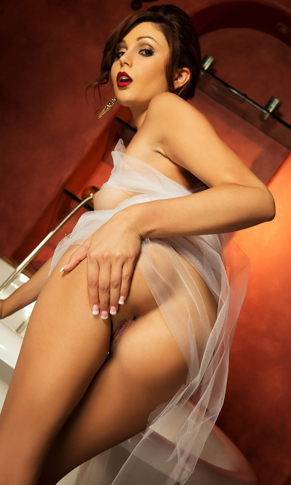 Ariana Marie nude. Pet Of The Month - November 2014