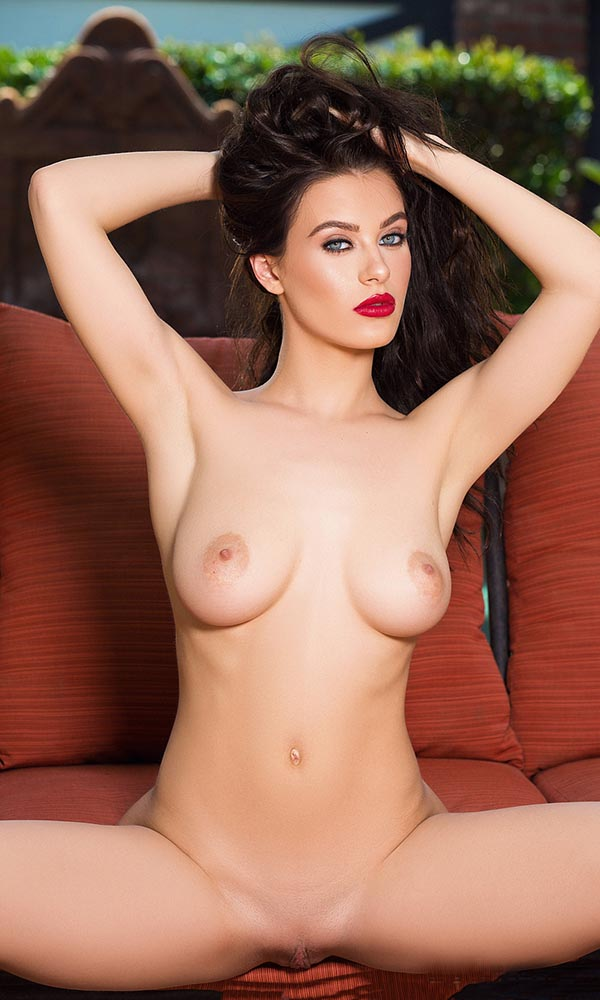 Lana Rhoades nude. Pet Of The Month - August 2016